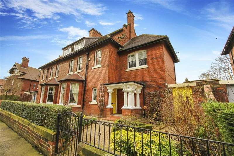 5 Bedrooms Semi Detached House for sale in Park Villas, Wallsend, Tyne And Wear