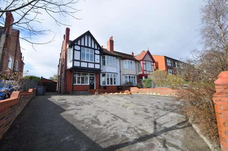 5 Bedrooms Semi Detached House for sale in Penkett Road, Wallasey