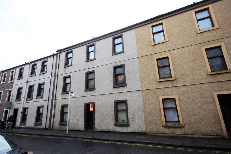 1 Bedroom Duplex Flat for sale in Nelson Street, Largs KA30
