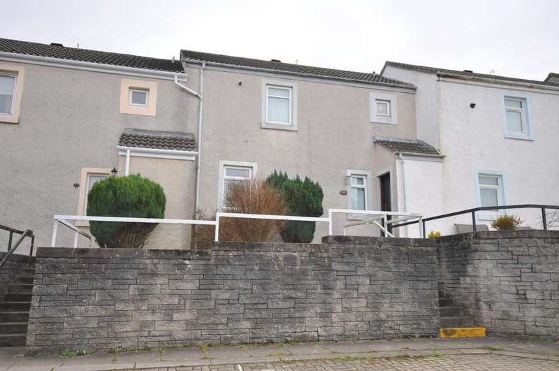 2 Bedrooms Terraced House for sale in 27 Assel Place, Girvan KA26