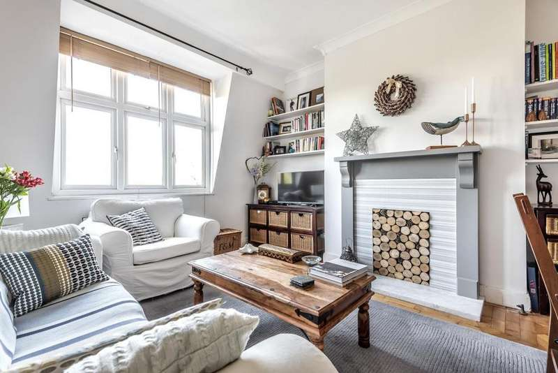 2 Bedrooms Flat for sale in Highland Road, Crystal Palace