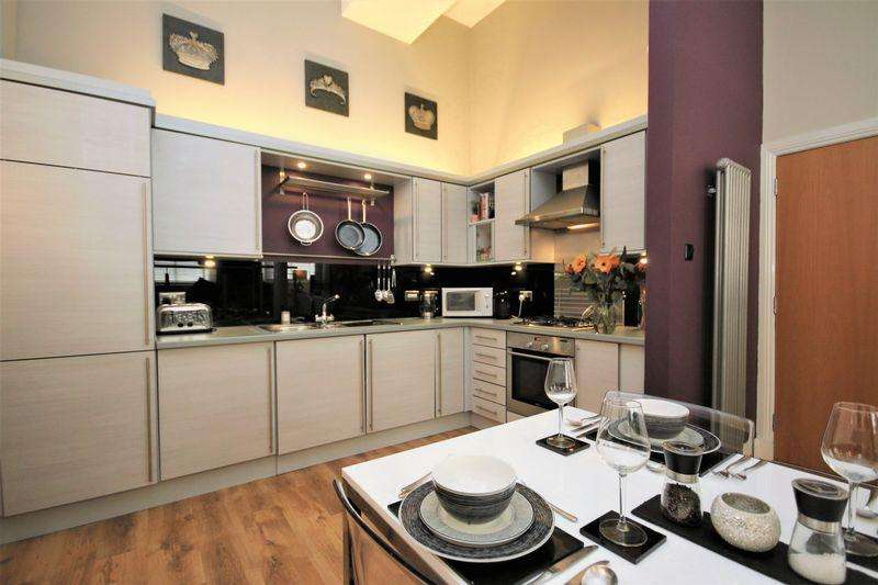 2 Bedrooms Apartment Flat for sale in 4 Old School Court, Linlithgow
