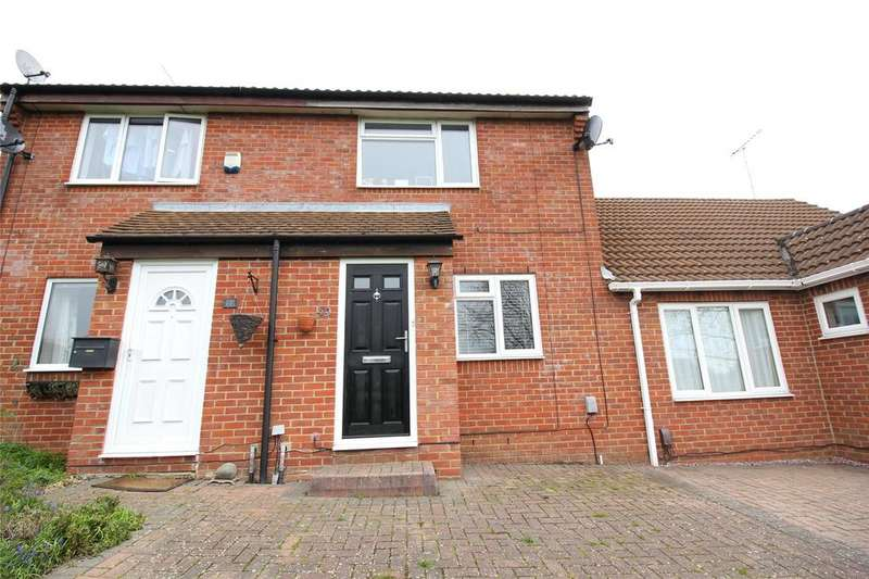 2 Bedrooms Terraced House for sale in Cannock Way, Lower Earley, Reading, Berkshire, RG6