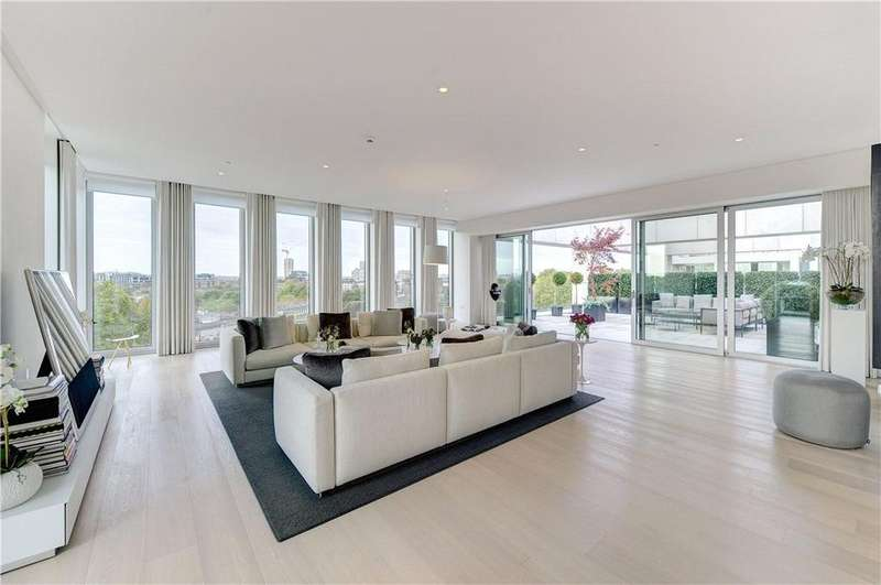 5 Bedrooms Flat for sale in Hollandgreen Place, London, W8