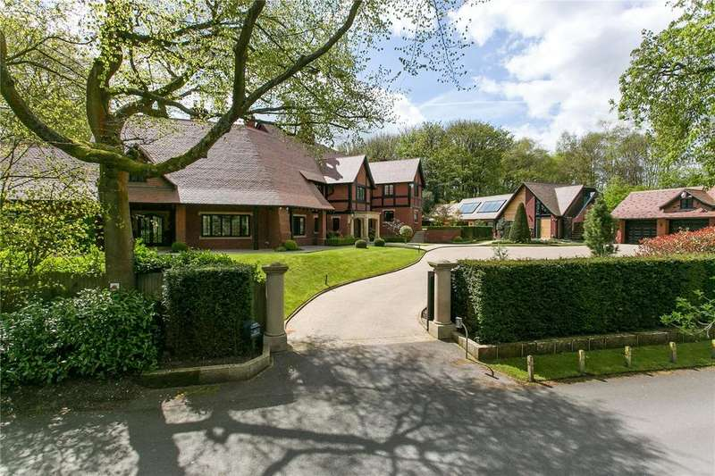 6 Bedrooms Unique Property for sale in Macclesfield Road, Prestbury, Cheshire, SK10