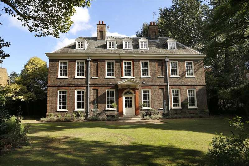 10 Bedrooms Detached House for sale in Old Battersea House, Vicarage Crescent, Battersea, London, SW11