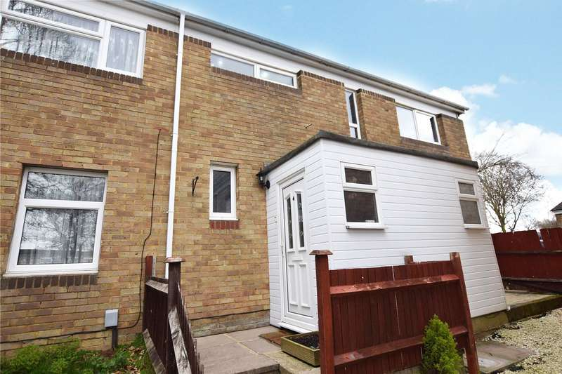 3 Bedrooms End Of Terrace House for sale in Welbeck, Bracknell, Berkshire, RG12