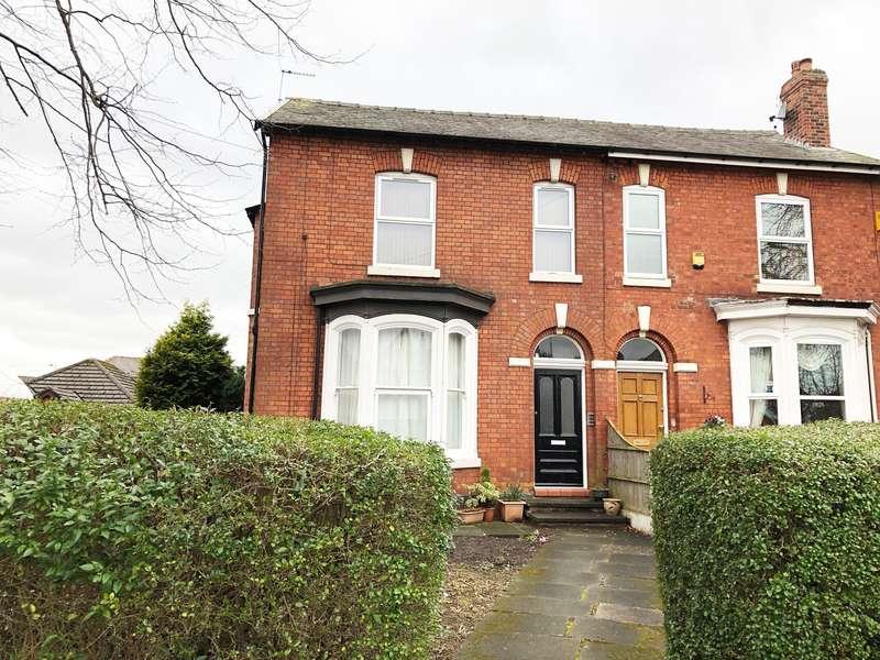 7 Bedrooms Semi Detached House for sale in Offerton Lane, Hazel Grove, Stockport, SK2