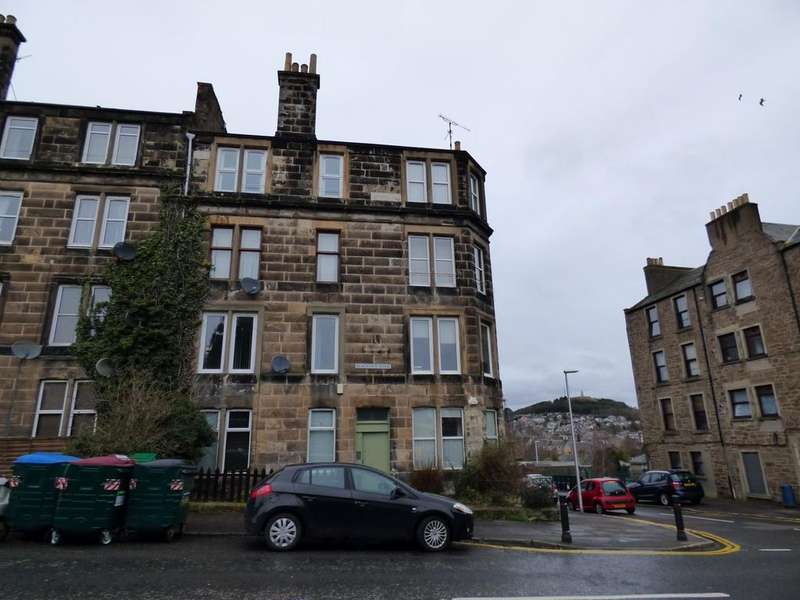 2 Bedrooms Flat for sale in Blackness Rd, Dundee DD2