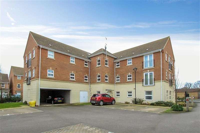 2 Bedrooms Flat for sale in Drakes Avenue, Leighton Buzzard
