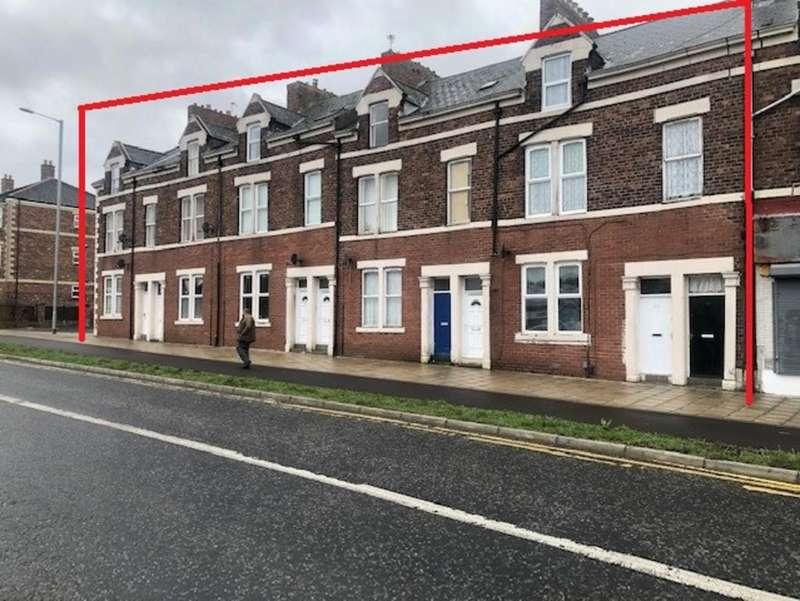 1 Bedroom Apartment Flat for sale in Durham Road Hartington Street, Gateshead