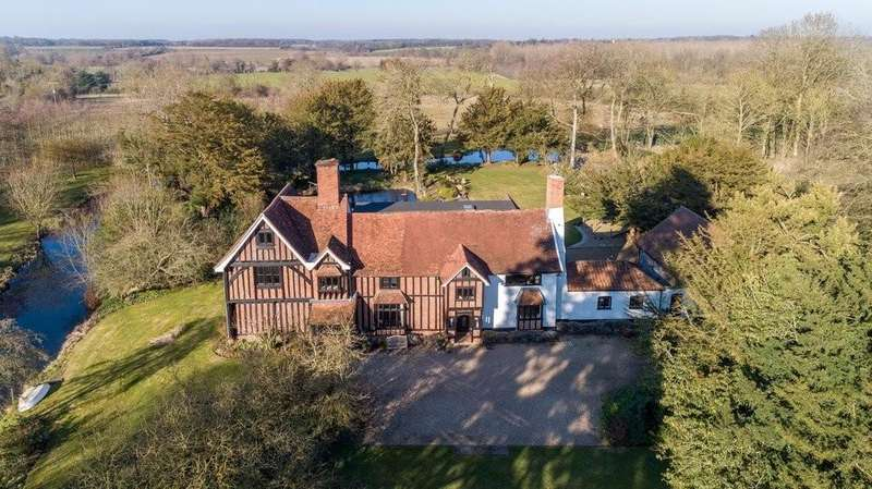 6 Bedrooms Detached House for sale in Hoxne, Eye