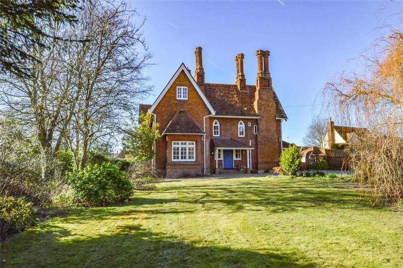 5 Bedrooms Detached House for sale in Wicken Road, Newport, Nr Saffron Walden, Essex, CB11