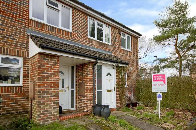 3 Bedrooms End Of Terrace House for sale in Batcombe Mead, Bracknell, Berkshire, RG12