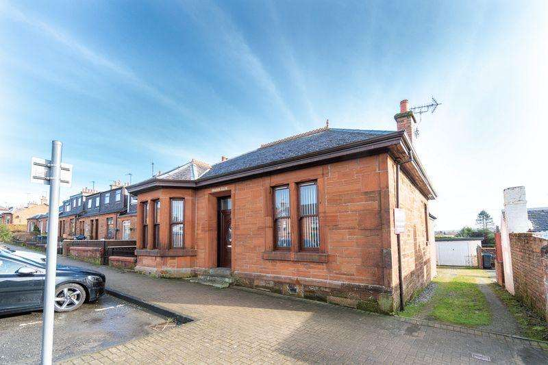 3 Bedrooms Detached Bungalow for sale in 4 Sorn Road, Auchinleck KA18 2HL
