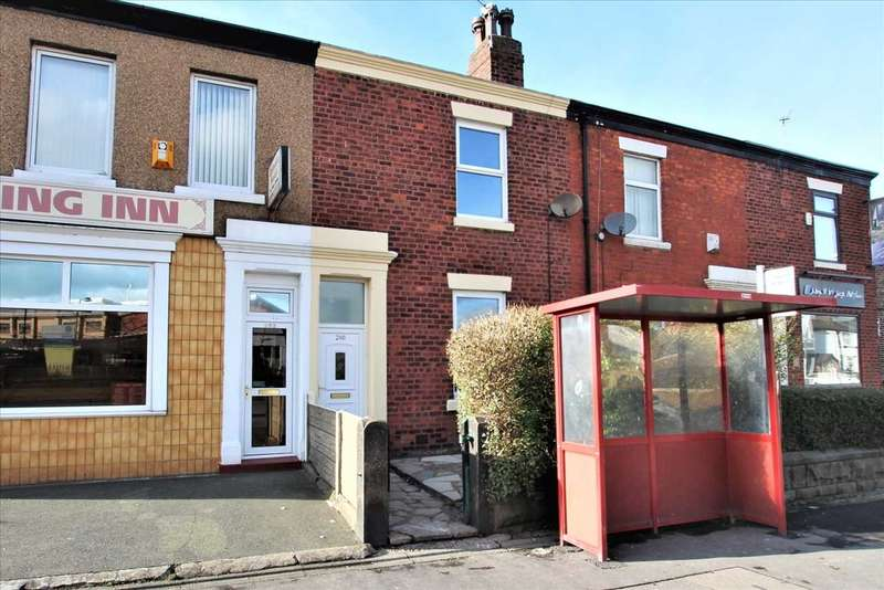 2 Bedrooms Terraced House for sale in Station Road, Bamber Bridge, Preston