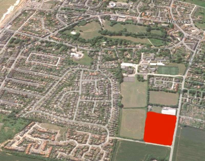 Land Commercial for sale in Atwick Road, Hornsea