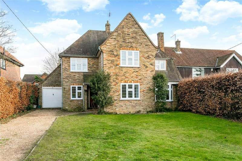 4 Bedrooms Detached House for sale in Weedon Lane, Amersham, Buckinghamshire, HP6