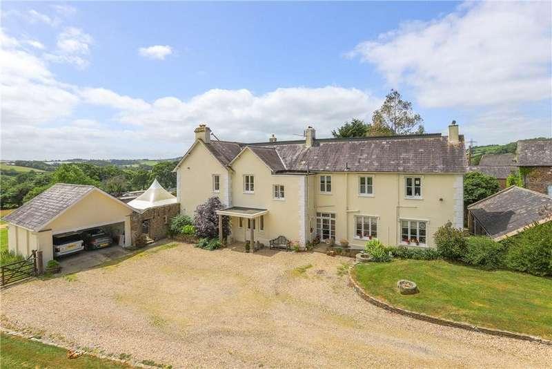 6 Bedrooms Detached House for sale in Staverton, Totnes, TQ9