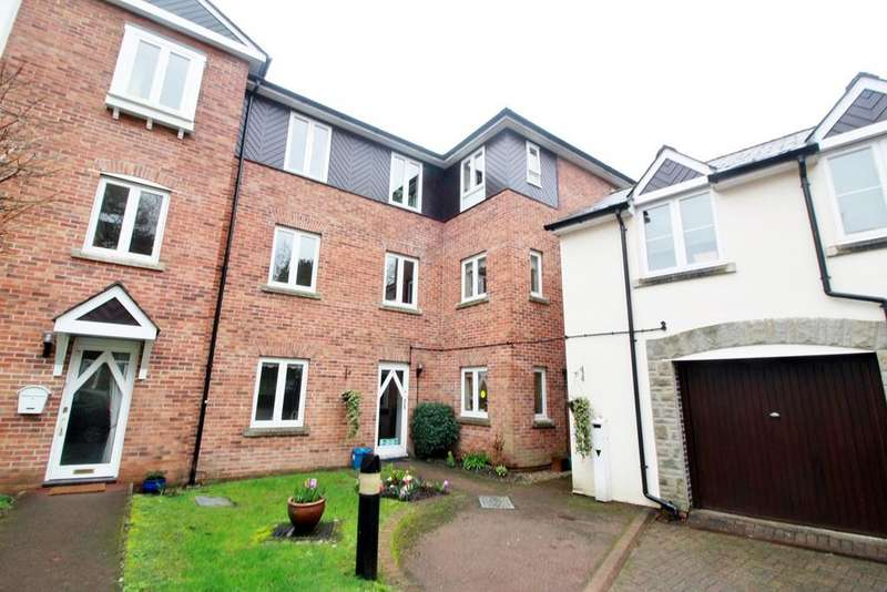 2 Bedrooms Retirement Property for sale in Mill Street, Abergavenny, NP7