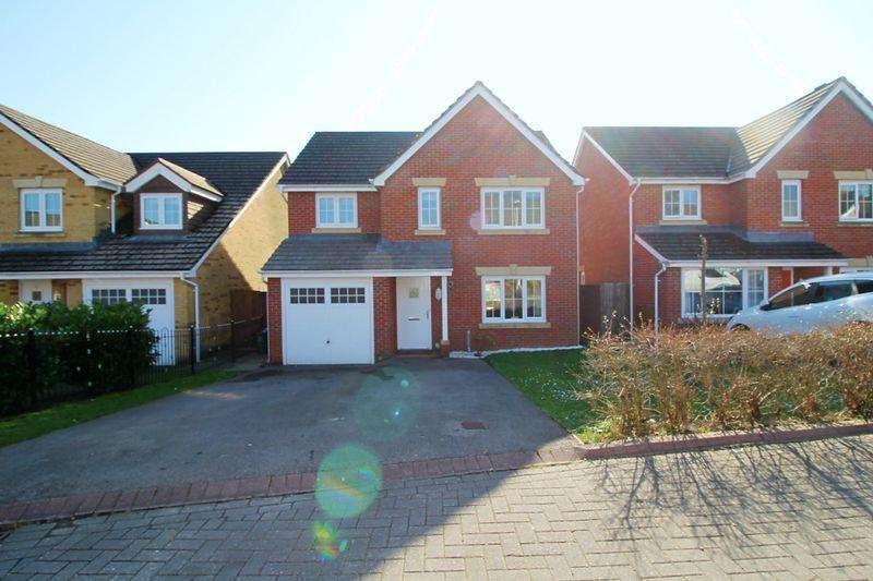 4 Bedrooms Detached House for sale in Barnard Way, Church Village, Pontypridd, CF38 1DQ