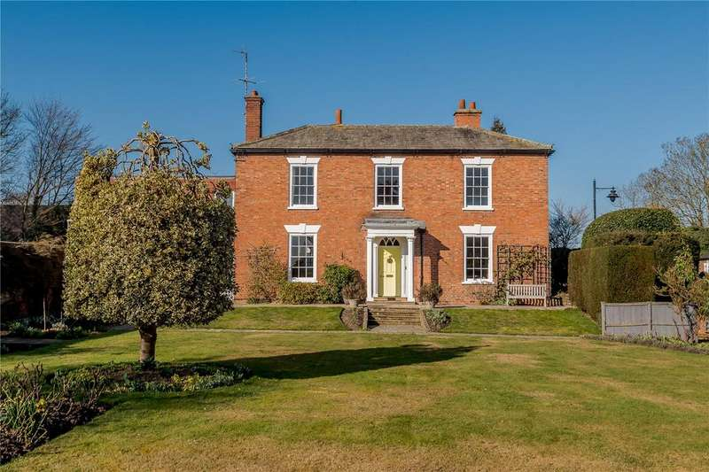5 Bedrooms Detached House for sale in Queen Street, Southwell, Nottinghamshire, NG25