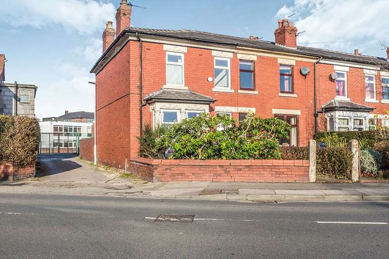 3 Bedrooms Terraced House for sale in Collins Road, Bamber Bridge, Preston, PR5
