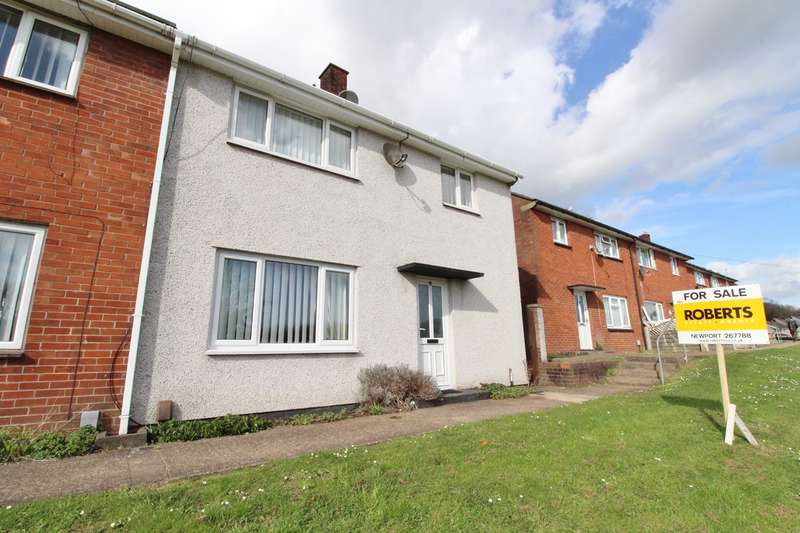 3 Bedrooms Semi Detached House for sale in Hendre Farm Drive, Newport, NP19