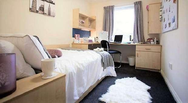 5 Bedrooms Flat Share for rent in Trinity Village Great Shaw Street, Preston, PR1