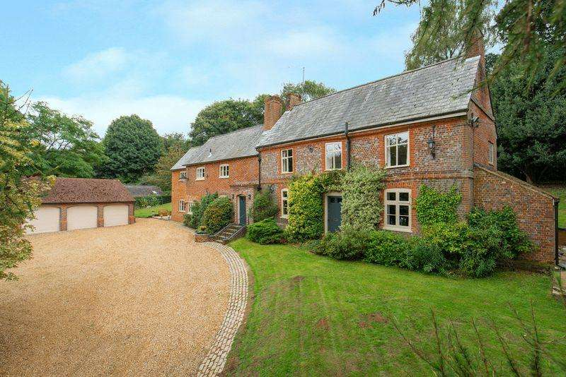 5 Bedrooms Detached House for sale in John Horncapps Lane,GREAT BRICKHILL BUCKINGHAMSHIRE