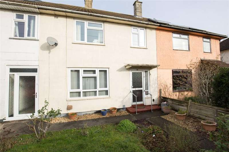 3 Bedrooms Terraced House for sale in Tormarton Crescent, Bristol, BS10