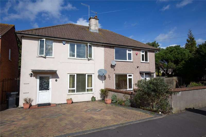 3 Bedrooms Semi Detached House for sale in Keinton Walk, Henbury, Bristol, BS10