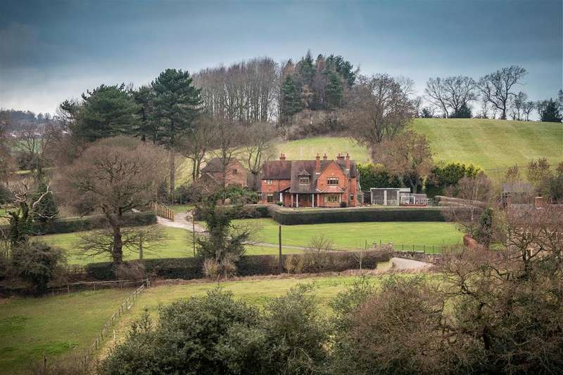7 Bedrooms Detached House for sale in The Grange, Horsley Lane, Coxbench
