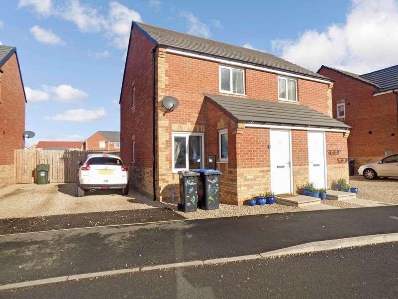 3 Bedrooms Property for sale in St. Anthonys Road, Middlesbrough , Middlesbrough, Cleveland , TS3 8PF