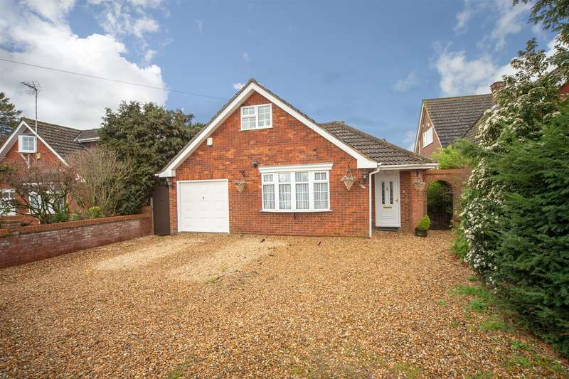 3 Bedrooms Detached Bungalow for sale in Totternhoe Road, Eaton Bray, Dunstable