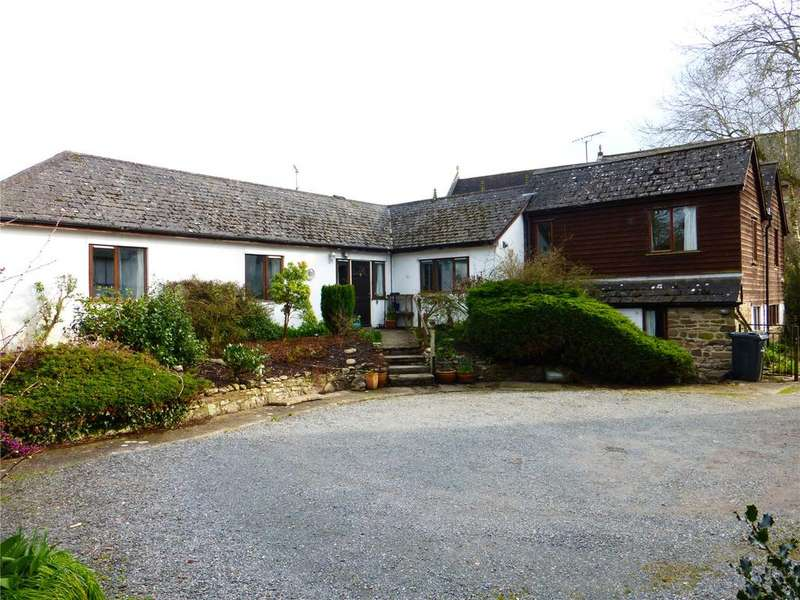 4 Bedrooms Detached House for sale in Church Street, Presteigne, Powys