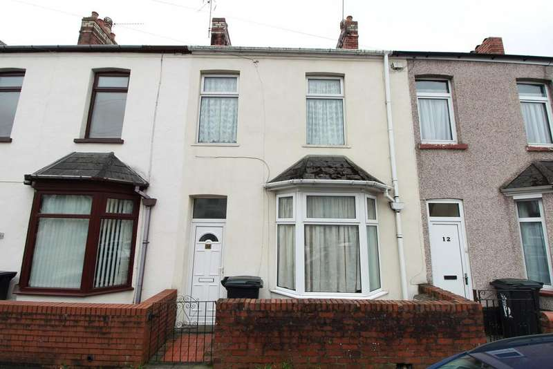 3 Bedrooms Terraced House for sale in Exeter Street, Newport, NP19