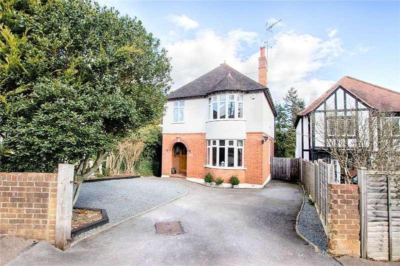 4 Bedrooms Detached House for sale in Chantry Road, Bishop's Stortford, Hertfordshire, CM23