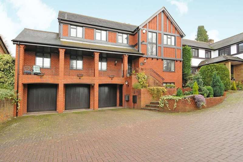 5 Bedrooms Detached House for sale in Lubbock Road, Chislehurst