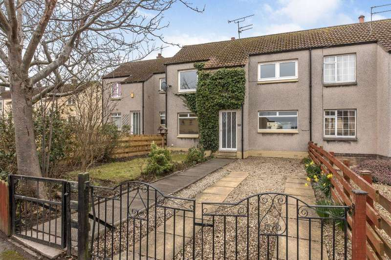 2 Bedrooms Terraced House for sale in 45 Moffat Road, Ormiston, EH35 5JX