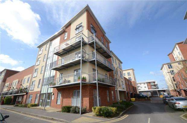 2 Bedrooms Apartment Flat for sale in Evesham House, Battle Square, Reading