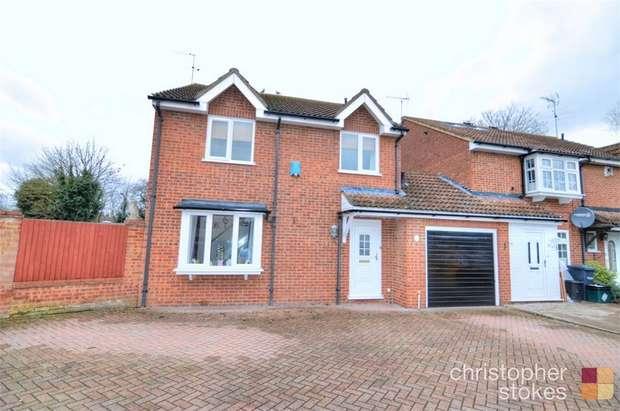 4 Bedrooms Link Detached House for sale in Felton Close, Broxbourne, Hertfordshire