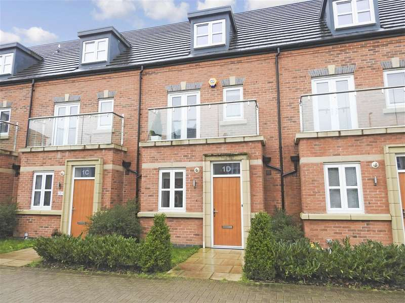 4 Bedrooms Town House for sale in Elan Place, Buckshaw Village
