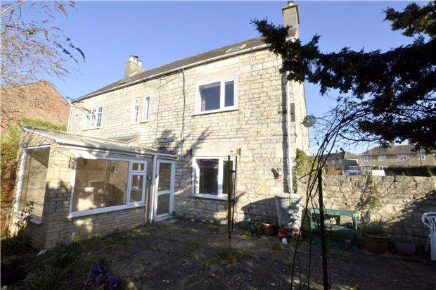 4 Bedrooms Semi Detached House for sale in Marsh Road, Leonard Stanley, STONEHOUSE, Gloucestershire, GL10 3NG