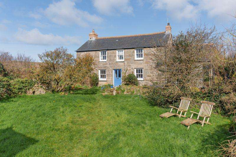 3 Bedrooms House for sale in Crows An Wra, St. Buryan, Penzance