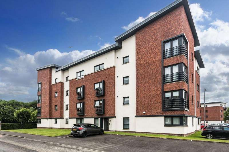 2 Bedrooms Flat for sale in Flat 1/3, 12, Mulberry Square, Renfrew, PA4 8AR