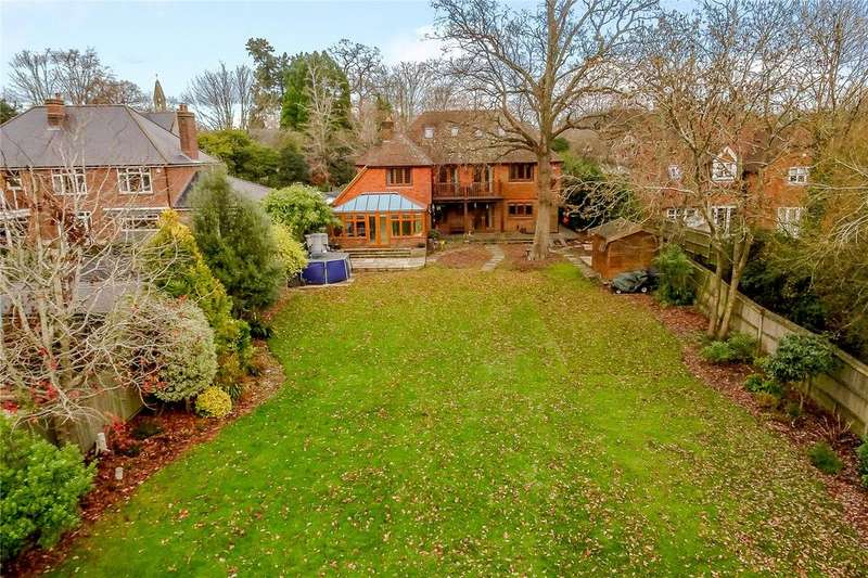 6 Bedrooms Detached House for sale in Manor Lodge Road, Rowland's Castle, Hampshire