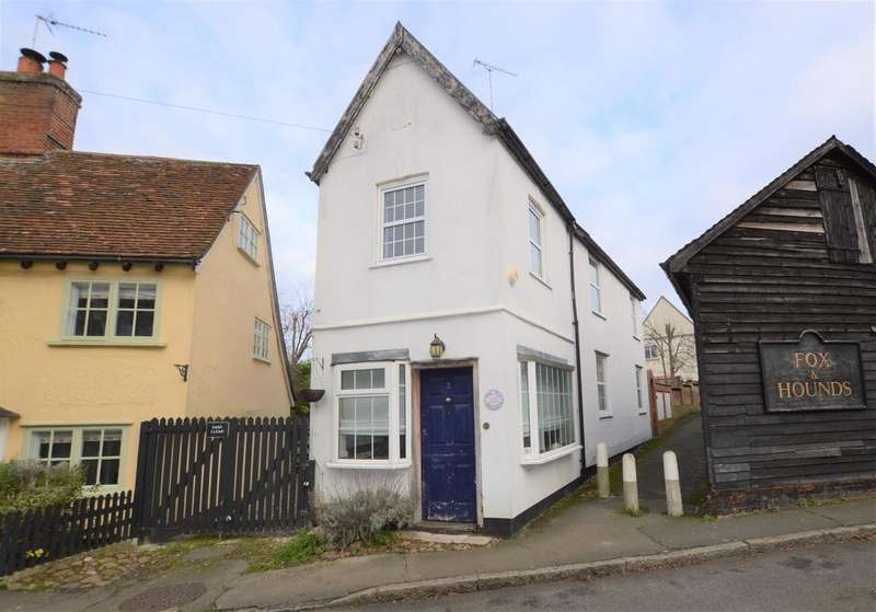 3 Bedrooms Detached House for sale in Church Street, Steeple Bumpstead CB9