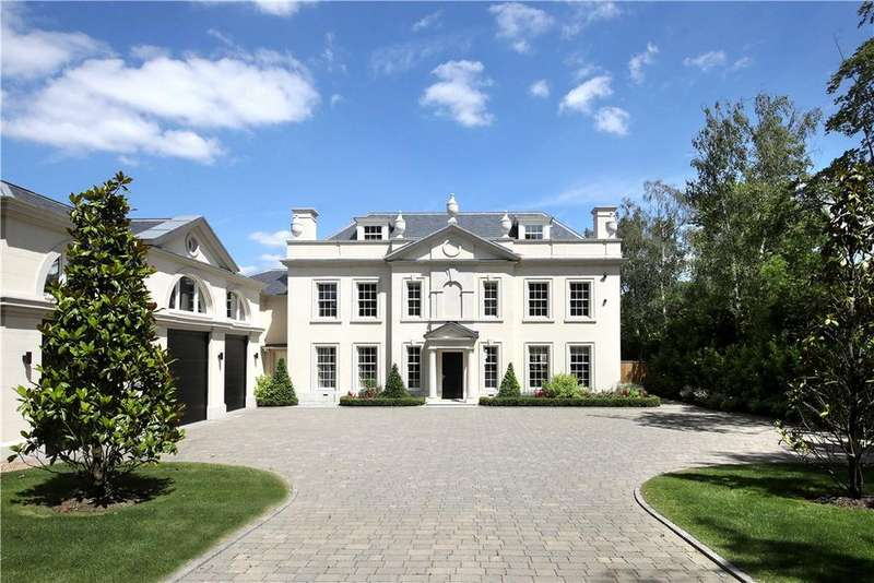 6 Bedrooms Detached House for sale in Princes Drive, Oxshott, Surrey, KT22