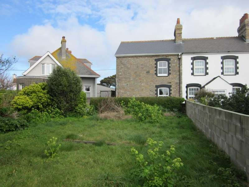 4 Bedrooms End Of Terrace House for sale in Mount View Terrace, Marazion